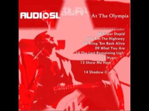 Audioslave - Bring Em Back Alive