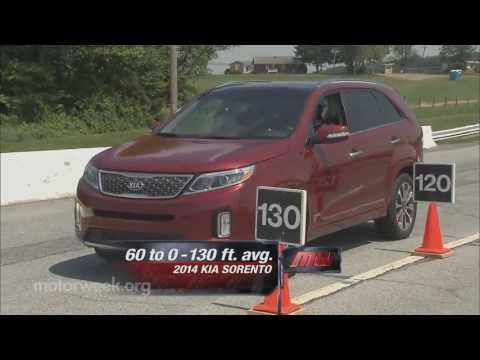 Road Test: 2014 Kia Sorento
