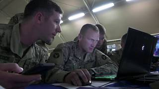 US Army Central Hosts 2019 Best Cyber Warrior Competition