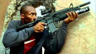 "Black Ops Commercial Spot: Kobe & Kimmel ""There is a Soldier in All of Us"""