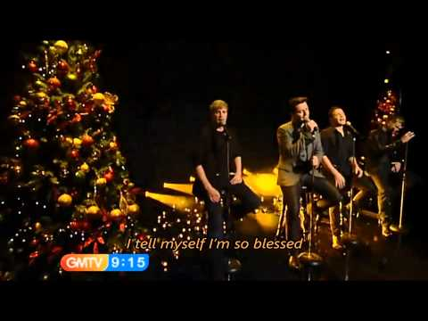 Westlife - I'll See You Again With Lyrics (tv Live) video