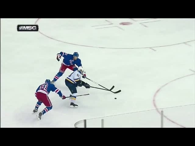 Vladimir Tarasenko highlight-reel goal (Home & Away)