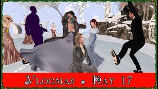 Vlogmas Day 17! The Wedding Day! (Second Life)