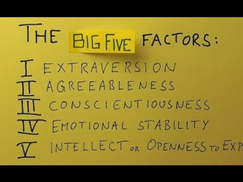 big five inventory To interpret your scores, view the university undergraduate norms here, and the score interpretation form here a computer scored, free, online measure of the big five personality dimensions can be done here a detailed description of the big five, including an overview of the discovery of the big five model, plus links to the original, 44-item, big five inventory (bfi.