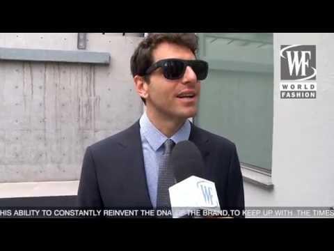 Giorgio Armani Spring-Summer 2015 Show Mens Collection Milan