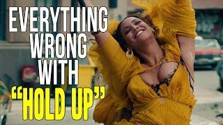 "download lagu Everything Wrong With Beyoncé - ""hold Up"" gratis"