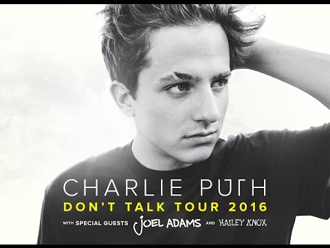 download lagu Charlie Puth - Don`t Talk Tour 2016 gratis