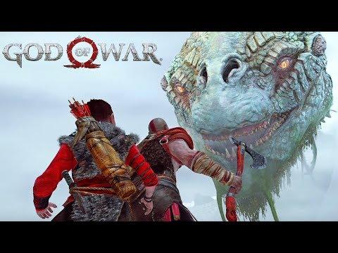 Ω GOD OF WAR 2018 ATÉ ZERAR ! thumbnail
