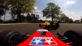 F1 finále 3 onboard kamera