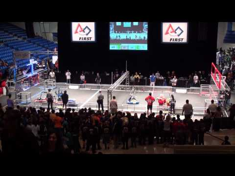 2014 FRC Silicon Valley Regional Quarterfinal Match 2-1