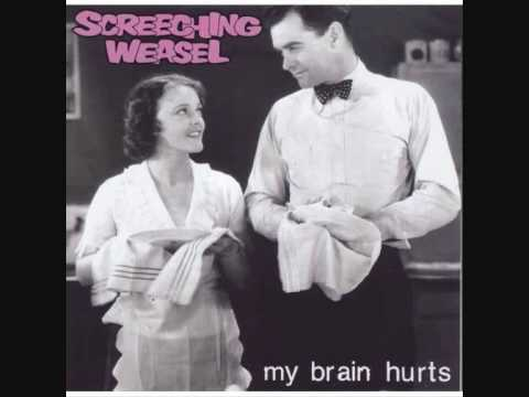 Screeching Weasel - What We Hate