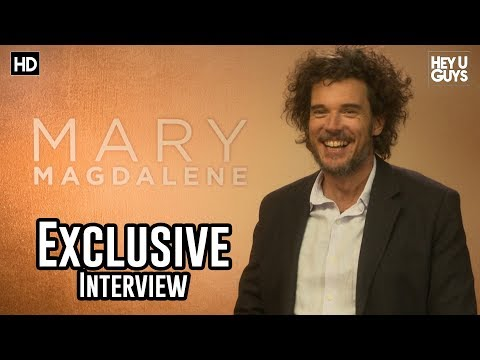 Director Garth Davis - Mary Magdalene Exclusive Interview
