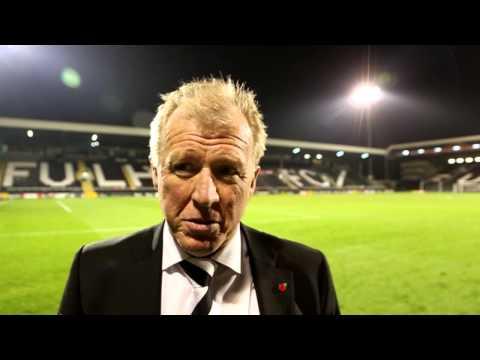 FULHAM 2-5 DERBY COUNTY | Steve McClaren Post-Match