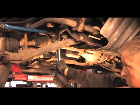 How to Install Tie Rod Heavy Duty Chevy Silverado Duramax steering aftermarket parts SuperSteer
