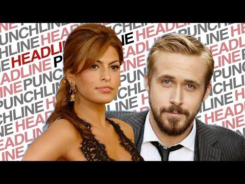 Ryan Gosling et Eva Mendes Ryan Gosling And Eva Mendes