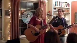 K.C. Clifford sings Redman @ Boston House Concert