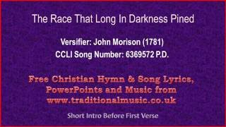 Watch Hymn The Race That Long In Darkness Pined video