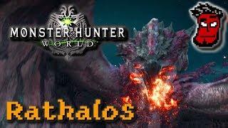 Monster Hunter World: Rathalos Jagd   Gameplay [German Deutsch]