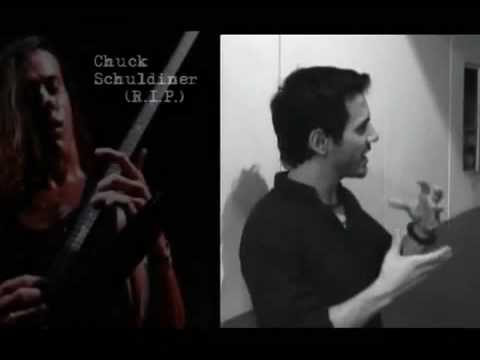 Paul Masvidal interview(about Cynic Aeon Spoke and Chuck Schuldiner).flv