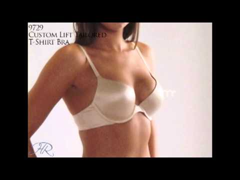2009 Maidenform - Custom Lift Satin Demi Bra video