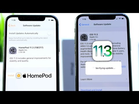 iOS 11.3 RELEASED Everything New & How to Update From iOS 11.3 Beta 6 to Final Version