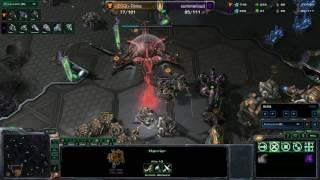Starcraft 2: HeptaCraft (Replay Cast) - Covenant v Raiders