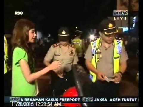 [ANTV]SMI Live Polsek Kebayoran Lama, Operasi Cipta Kondisi