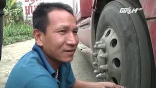 (VTC14)_Thanh Hóa: Hoang mang vấn nạn rải đinh trên Quốc lộ 1