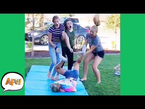 Friendship FAIL! 😂 | Funny Fails | AFV 2020