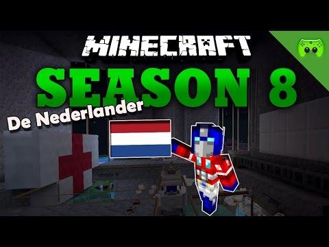 DE NEDERLANDER «» Minecraft Season 8 # 127 HD