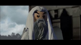 LEGO Lord of the Rings - The Two Towers FULL MOVIE