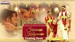 Srinivasa Kalyanam New Released Hindi Dubbed Movie Coming Soon || #AdityaMovies
