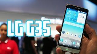 LG G3S, primeras impresiones IFA 2014