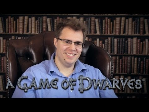 A Game of Dwarves Developer Interview -