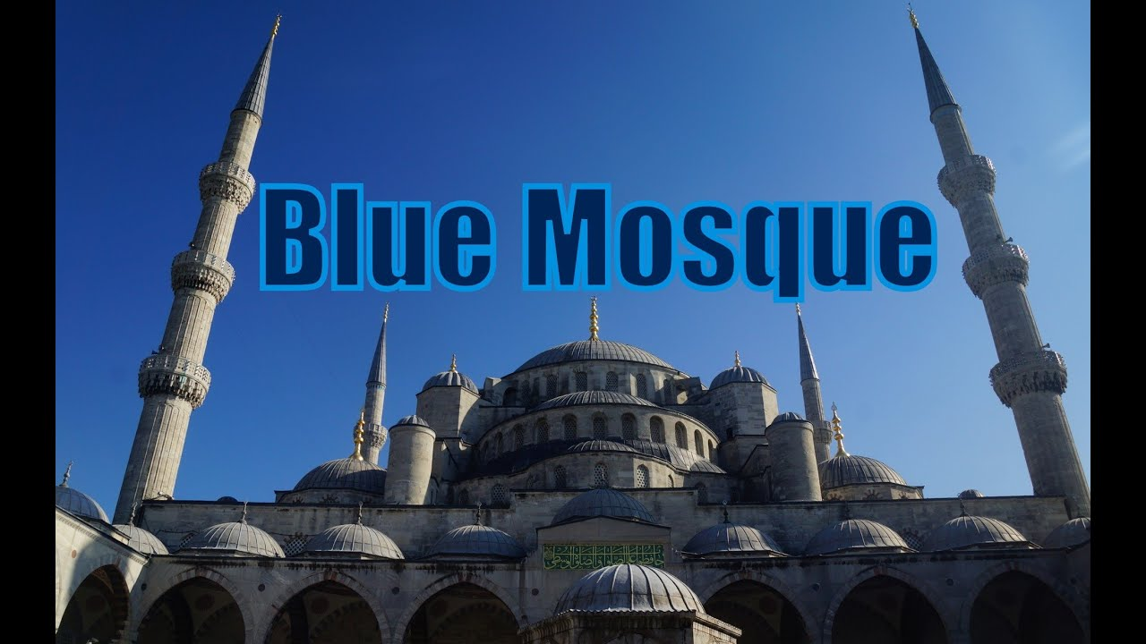Visiting Mosques Turkey Visiting The Blue Mosque in