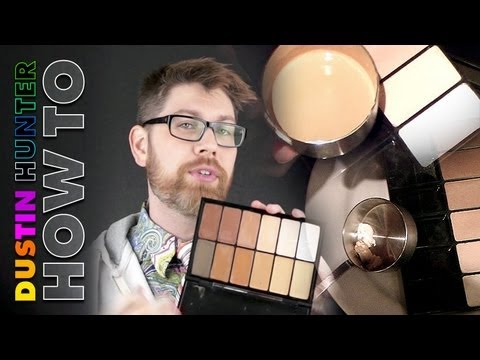 MAC DIY Custom Foundation/Concealer Palette: Video Tutorial