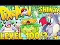 MAX LEVEL 100 (SHINY POKEMON) | Minecraft - Pixelmon Mod Batt...