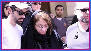 أول ظهور لوالدة كريم محمود عبد العزيز الزوجة الأولى لمحمود عبد العزيز