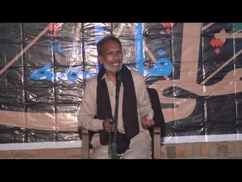 Molana Ghulam Qamar Ansari 3th Muharram 2018