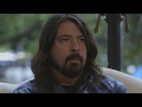 Foo Fighters' Dave Grohl On Kanye West At Glastonbury: