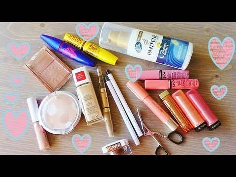 BIG JUICY DRUGSTORE HAUL. SWATCHES. and REVIEWS