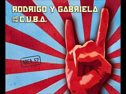 Rodrigo Y Gabriela & C.U.B.A - Santo Domingo (Feat. Samuel Formell Alfonso On Drums)