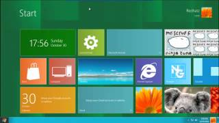 Transform Windows 7 to Windows 8 Skin pack 12 (32bit-64bit)