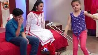 Ye Hai Mohabbatein 15th May 2015 Full Episode | Raman Gets Locked In a Cupboard