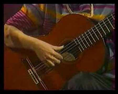Sor: Divertimento No.1 (L' encouragement) - Evangelos&Liza guitar duo