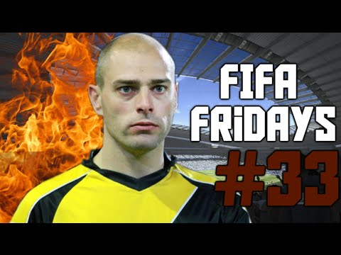 FIFA FRIDAYS #33 - NIEMAND MAG LURLING!