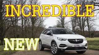 A very solid crossover!! 2018 Vauxhall Grandland X Ultimate || AA TOP AUTO