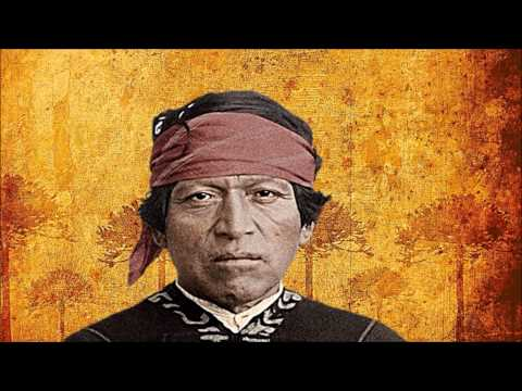 Armando Nahuelpán - Mapucheŋen (mapuche soy)