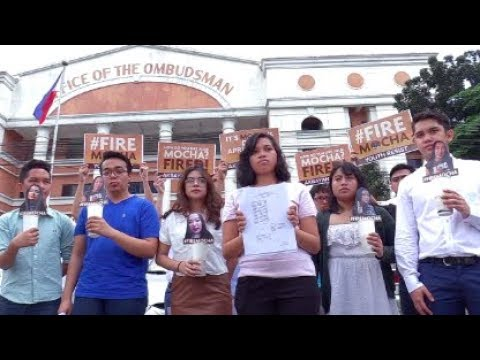 Sack Mocha for spreading fake news, youth leaders ask Ombudsman