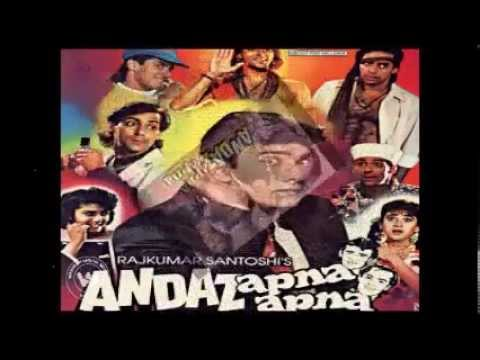Andaz Apna Apna - Filmi Review (English)